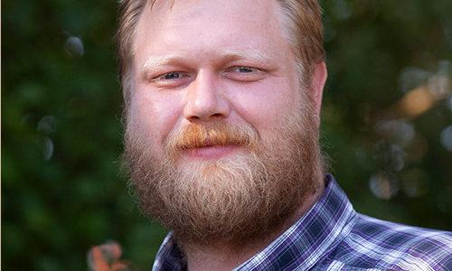Mirko Rakebrand, Pflegedienstleiter im Altenpflegeheim Friedrichheim in Hitzacker